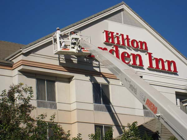 Commercial - Exterior Painting - Value Painting, Inc.