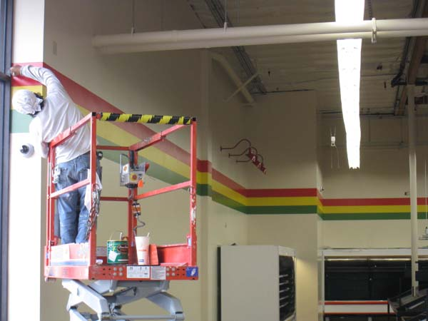 Commercial - Interior Painting  - Value Painting, Inc.